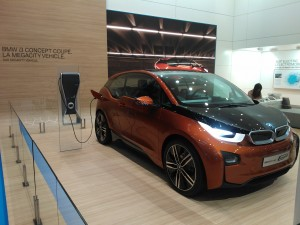 BMW i 3 electric