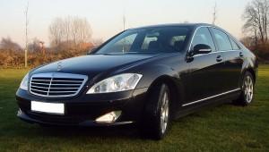 Mercedes s class Hybrid