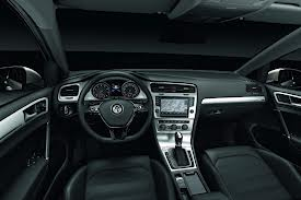 Golf mk 7 interior