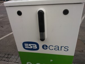 esb charge point