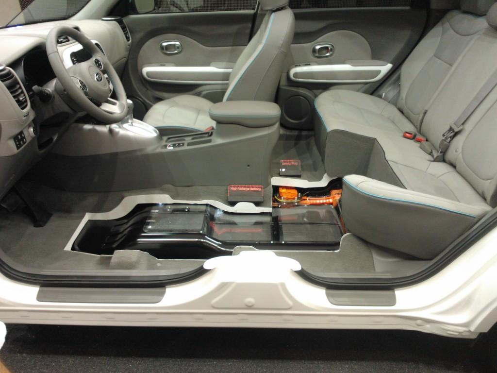 Leaf EV Battery